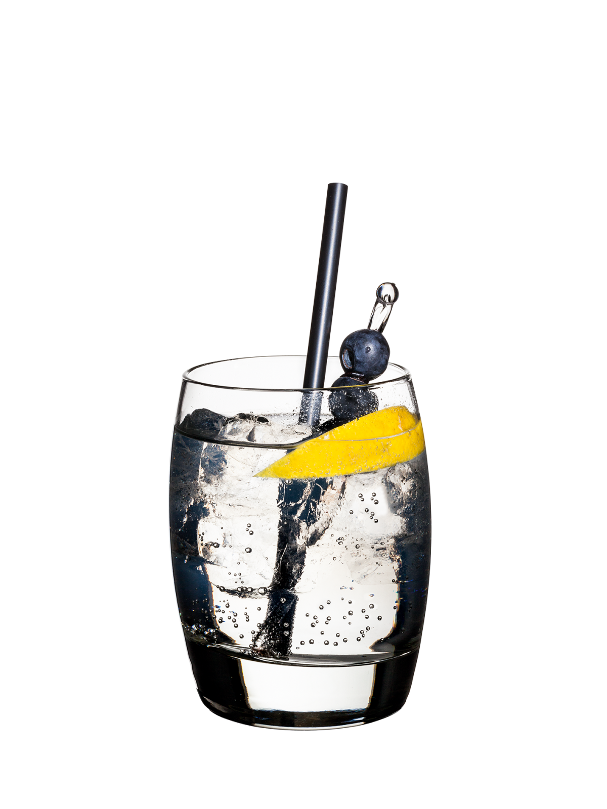 Alpine Gin & Tonic Cocktail